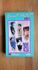New Kids On The Block Poster Puzzle Vintage