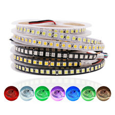 5M 5050 LED Strip Light 120LED/m Super Bright LED Flexible Tape Rope Lamp Lights