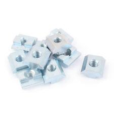10 Stueck 80/20 Inc T-Nut Hardware 40 Serie M8 Einschub-T-Mutter J5I9 R7F5