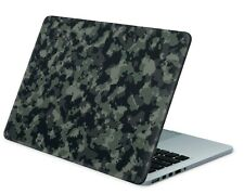Universal Laptop Skin Notebook Netbook Aufkleber Sticker Cover Dark green Camo