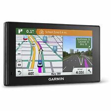 "Garmin DriveSmart 60LMT 6"" GPS Pinch Zoom Hands-Free Voice Activated Bluetooth"