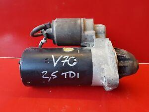 VOLVO V70 S70 S80 2.4 2.5 TDI DEMARREUR REF 059911023S