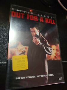 Out For a Kill (DVD, 2003) Steven Seagal - New Sealed