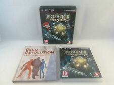 Sony Playstation 3 PS3 - Bioshock 2 Rapture Edition - with Artbook