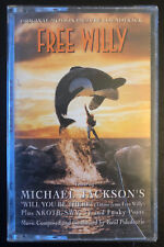 Free Willy Audio Cassette (used)