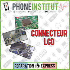 Reparation carte mere iphone 6S plus connecteur LCD