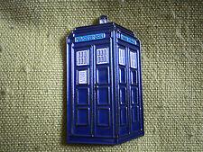 POLICE BOX  DOCTOR WHO TARDIS, 50mm FRIDGE MAGNET