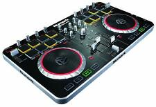 Numark Mixtrack Pro II USB DJ Controller Integrated Audio Interface Trigger Pads