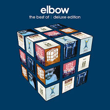 Elbow The Best of Deluxe Edition 2 CD Set I Am Kloot Doves Oasis Blur