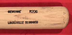 Vintage 1985 Jim Rice Boston Red Sox HOF Game Used LS Baseball Bat Early Old