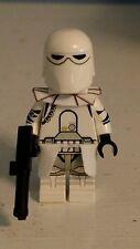 Lego Star Wars Custom Printed Imperial Snowtrooper w/ blaster & accessories