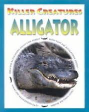 Allan, Tony,Jefferis, David, Alligator (Killer Creatures), Very Good Book