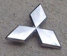 Mitsubishi Galant trunk emblem badge decal logo chrome OEM Factory Genuine Stock