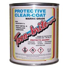 Toon Brite P1000 Protective Clear Coat For Boats Gallon