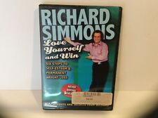 Richard Simmons: Love Yourself and Win DVD