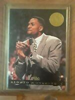 Alonzo Mourning 1993 Classic Images #112 Rookie Basketball Card