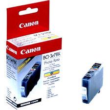 3x Original Canon BCI-3ePBK Tinte black Pixma iP3000 iP4000 iP5000 4485A002 neu