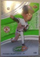 2004 Upper Deck Power Up Baseball Card #86 Pedro Martinez Red Sox