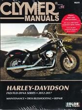 2012-2017 Harley FXD FLD Dyna Repair Workshop Service Shop Manual Book Guide M25
