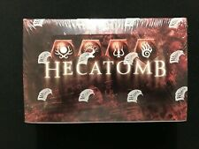 Hecatomb TCG Premier Booster Box - Factory Sealed