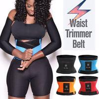 Men Women Xtreme Power Waist Trainer Trimmer Belt Slimming Cincher Body Shaper