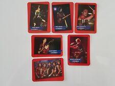 Loverboy Rock Star Concert Cards Set of 6 1985 AGI