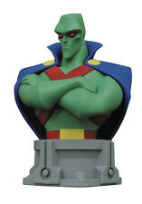 Diamond DC Comics JLA Animated Series Martian Manhunter Bust