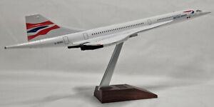 50cm BA British Airways Jet Concorde Aeroplane Aircraft Airplane Plane Metal UK
