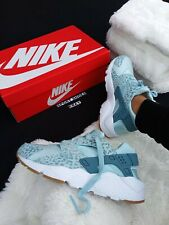 b54516911854f Nike Blue Athletic Shoes Nike Huarache for Women for sale