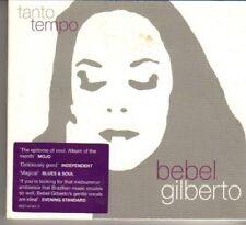 (CN953) Bebel Gilberto, Tanto Tempo - 2002 CD