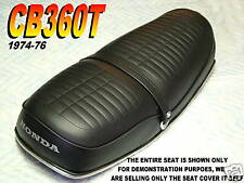CB360 T Replacement seat cover for Honda CB360T 163