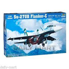 Trumpeter 1/32 02270 Su-27UB Flanker-C Model Kit
