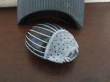 SIGNED Adam Binder EBONY BEETLE Palm Charm Figurine RETIRED Limited 1100 UK MINT