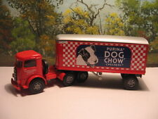 AMERICAN HIGHWAY LEGENDS 1/64 PURINA TRUCK AND TRAILER