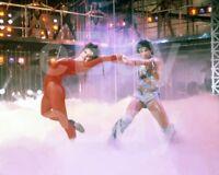 Staying Alive (1983) John Travolta, Finola Hughes 10x8 Photo