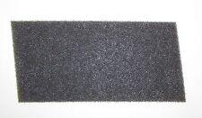 Filtro asciugatrice filtro Schiuma 220x110mm Whirpool 481010354757 per calore .