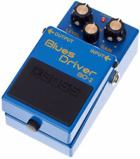 BOSS BD-2 Blues Driver BRAND NEW Guitar Effect Pedal w/ FREE PICK