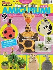 AMIGURUMI - Fantastische Häkelideen Töpfe Amigurumi Vol. 15 -- 03/2017