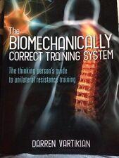 The bio mechanically correct training system   FREE POST