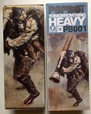 Three A 3A Tomorrow King Heavy Popbot PB001 Ashley Wood 1/6 NM As New