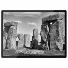 Plastic Placemat A3 BW - Stonehenge Wiltshire England  #35047