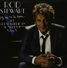 Great American Songbook 5: Fly Me To The Moon - Rod Stewart (1900, CD NUEVO)