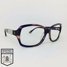 MICHAEL KORS eyeglasses MOTTLED PURPLE SQUARE glasses frame MOD: M2745S 609