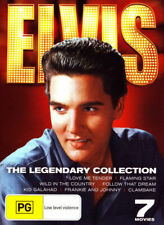 Elvis - The Legendary Collection (love Me Tender Flaming Star Wild in Th