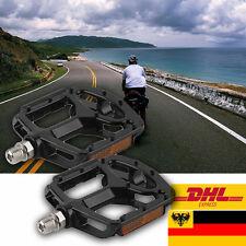 """2X Fahrrad Pedalen Pedal Plattform Fahrradpedale Pedale Fahrrad Pedale MTB 9/16"""""""
