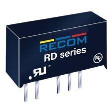 Recom 10000226 RD-1215D DC/DC Converter 12V In 15V/15V Out
