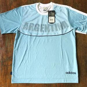 Argentina Adidas shirt FIFA World cup Germany 2006 edition. NEW