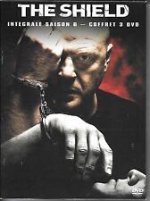 COFFRET DIGIPACK 3 DVD--SERIE TV--THE SHIELD--INTEGRALE SAISON 6