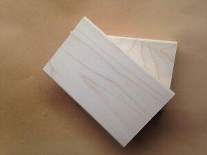 Rubber Stamps, Wood Mounts, Wood Blocks, Stamp Mounts Maple Mounts, 2.5  X  4.0