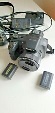 Sony Cyber-shot DSC-HX200V 3 Batteries and extra charger